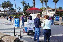 Bottled Water For Sale at Santa Barbara Waterfront Shuttle Area.jpg