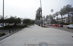 Very Wide Sidewalk along the Santa Barbara Waterfront on Cabrillo.jpg